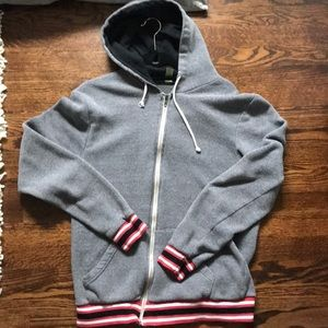 Alternative Apparel Hooded Zip Up
